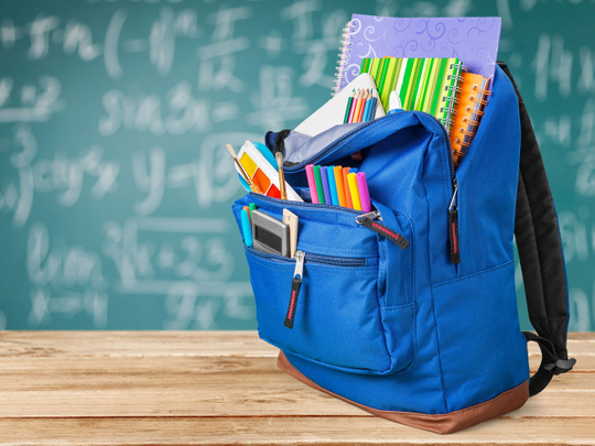 Why Should There Be More School Bag Shops In Dubai?