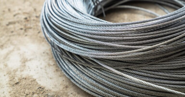 Why do Manufacturers Opt for Steel Wire Ropes?